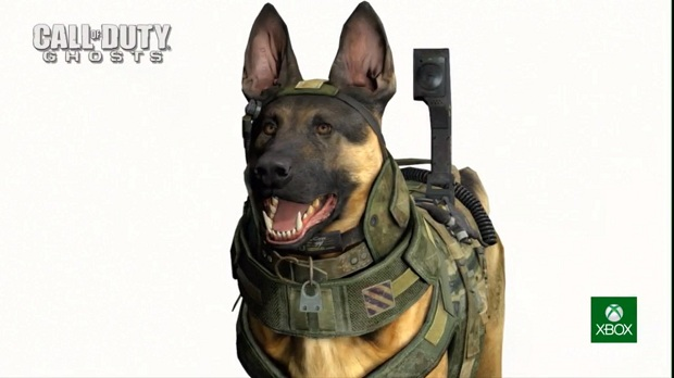 Call of duty ghosts DOG