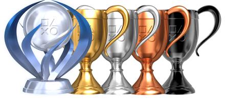 Logros y Trofeos