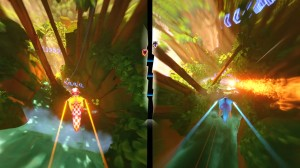 Freefall racers_Multiplayer_Jungle