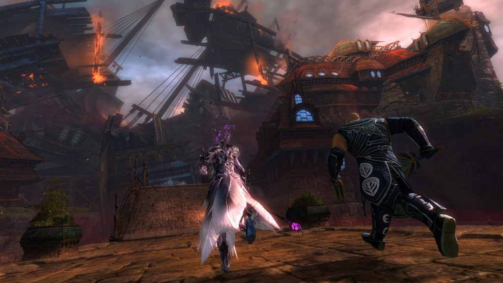GW2_2014-02_Battle_for_Lions_Arch_-_Running_into_LA