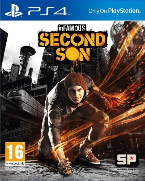 Infamous_Second_Son_portada