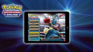 JCC Pokemon iPad